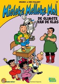 Mieleke Melleke Mol 18 - De slimste van de klas-Dirk Stallaert, Urbanus