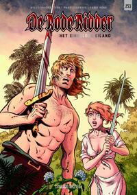 De Rode Ridder 253 - Het eindeloze eiland-Marc Legendre, Willy Vandersteen