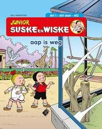 Junior Suske en Wiske Aap is weg  AVI 1 (start-M3)-Dirk Nielandt, Willy Vandersteen