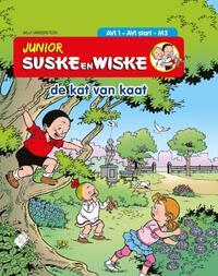 Junior Suske en Wiske De kat van Kaat  AVI 1 (start-M3)-Pieter van Oudheusden, Willy Vandersteen