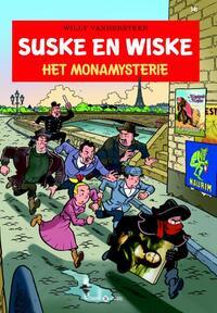 Het Monamysterie-Willy Vandersteen