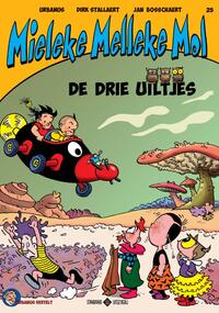 Mieleke Melleke Mol - De drie uiltjes-Dirk Stallaert, Urbanus