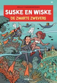 De zwarte zwevers-Luc Morjaeu, Peter van Gucht, Willy Vandersteen