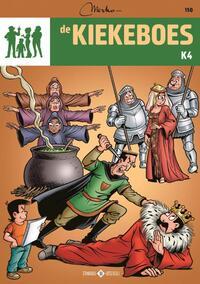 De Kiekeboes - K4-Merho