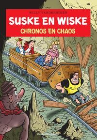 346 Chronos en chaos-Willy Vandersteen
