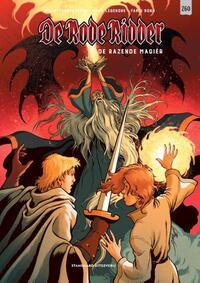 De Rode Ridder 260 - De razende magiër-Willy Vandersteen
