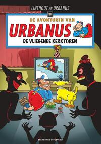 Urbanus 181 - De vliegende kertoren-Urbanus, Willy Linthout