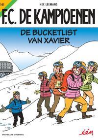 F.C. De Kampioenen 101 - De bucketlist van Xavier-Hec Leemans