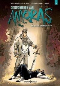 De kronieken van Amoras 01 - De Zaak Krimson 3-Charel Cambré, Marc Legendre, Willy Vandersteen