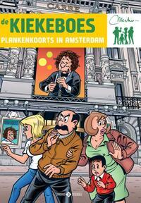 De Kiekeboes - Plankenkoorts in Amsterdam-Merho