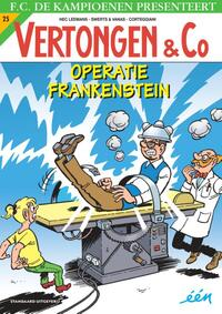 Operatie Frankenstein-Hec Leemans, Swerts & Vanas