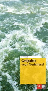 Getijtafels voor Nederland-