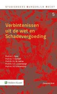 Verbintenissen uit de wet en schadevergoeding-A.L.M. Keirse, Jaap Spier, R.D. Vriesendorp, S.D. Lindenbergh, Ton Hartlief