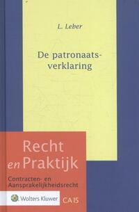 De patronaatsverklaring-L. Leber