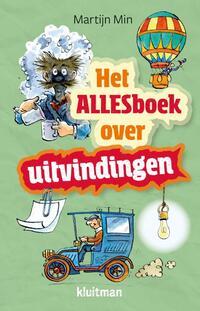 Het Allesboek over uitvindingen-Martijn Min