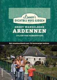 Dicht-bij-huisgidsen Groot wandelboek Ardennen-