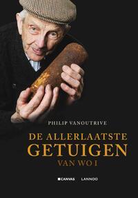 De allerlaatste getuigen van WO I-Philip Vanoutrive-eBook