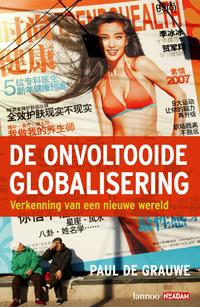 De ontvoltooide globalisering-Paul de Grauwe-eBook
