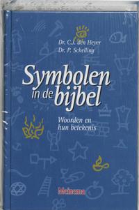 Symbolen in de bijbel-Cees den Heyer, Piet Schelling