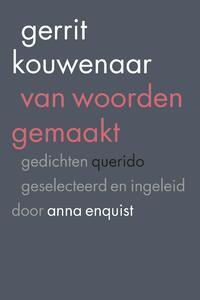 Van woorden gemaakt-Gerrit Kouwenaar-eBook