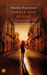 Enkele reis Sicilië-Matthias Rozemond-eBook