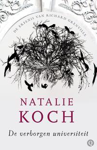 De verborgen universiteit 1 De erfenis van Richard Grenville-Natalie Koch-eBook