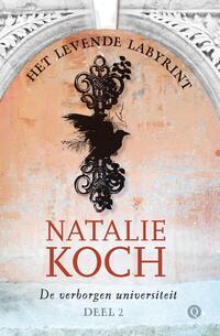 De verborgen universiteit 2 Het levende labyrint-Natalie Koch-eBook
