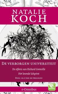 De verborgen universiteit, deel 1 & 2-Natalie Koch-eBook