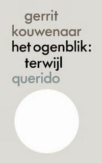 Het ogenblik: terwijl-Gerrit Kouwenaar-eBook