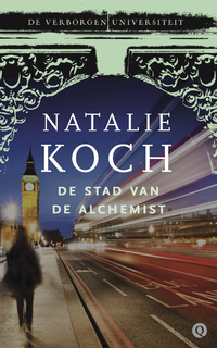 De verborgen universiteit  3 De stad van de alchemist-Natalie Koch-eBook