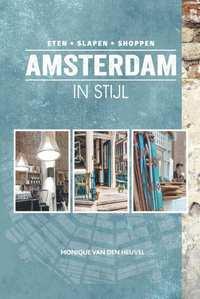 Amsterdam in stijl-Monique van den Heuvel