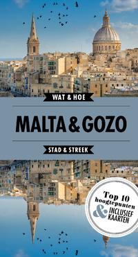 Malta & Gozo-Wat & Hoe Stad & Streek