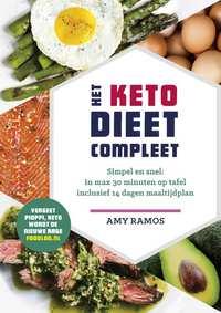 Het keto-dieet compleet-Amy Ramos