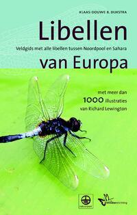 Libellen van Europa-Klaas-Douwe Dijkstra