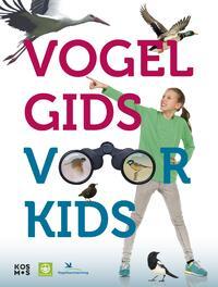 Vogelgids voor kids-Marc Duquet