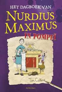 Het dagboek van Nurdius Maximus in Pompeï-Tim Collins
