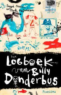 Het logboek van Billy Donderbus-Reggie Naus-eBook
