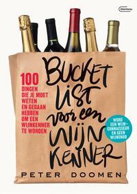 Bucketlist voor een wijnkenner-Peter Doomen