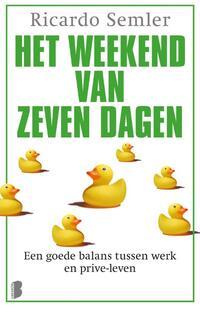 Het weekend van zeven dagen-Ricardo Semler