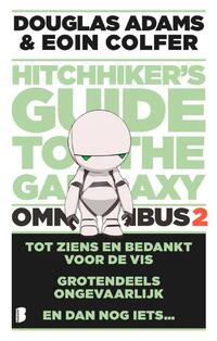 Hitchhiker's Guide to the Galaxy - omnibus 2-Douglas Adams, Eoin Colfer