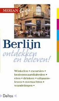 Merian Live! - Berlijn ontdekken en beleven!-Gisela Buddèe