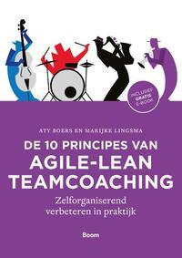 De 10 principes van agile-lean teamcoaching-Aty Boers, Marijke Lingsma