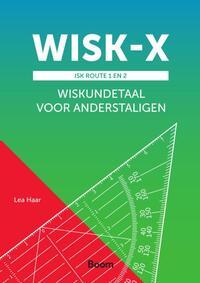 WISK X, tekst- en werkboek-Lea Haar