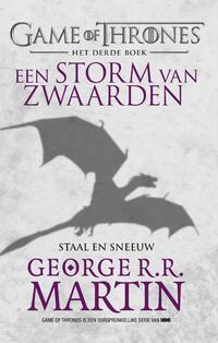 Een Storm Van Zwaarden / 3A Staal En Sneeuw-George R.R. Martin-eBook