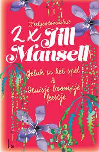Geluk in het spel + Huisje boompje feestje - omnibus-Jill Mansell
