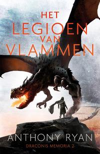 Het legioen van vlammen-Anthony Ryan-eBook