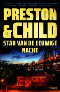 Stad van de eeuwige nacht-Preston & Child