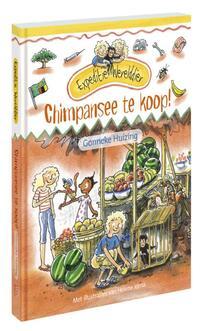 Chimpansee te koop-Gonneke Huizing