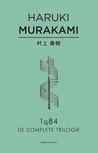 1Q84 - De Complete Trilogie-Haruki Murakami
