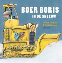 Boer Boris in de sneeuw-Ted van Lieshout